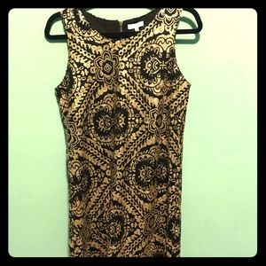 Sequence cocktail dress
